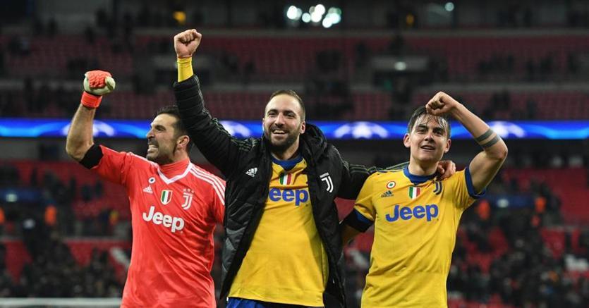 Higuain: Vincere a Wembley non è facile